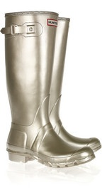 Hunter Original Tall Wellington boots. I could always use another pair... especially in this color! $145