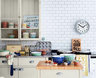 Get The Look: Retro Kitchen