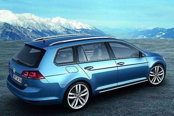 VW Golf Variant — Golf 7 wagon from 2018-2019 Volkswagen