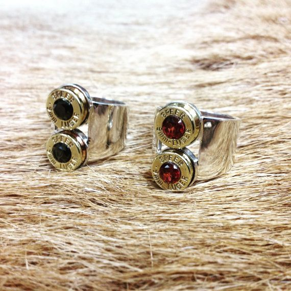 Elevation Bullet Rings. by CBreezeJewellery on Etsy