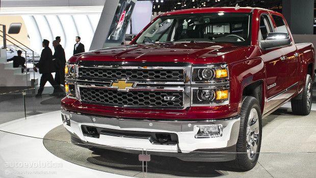 Chevy Silverado 2014