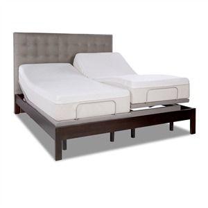 tempur pedic tempur ergo plus style 25289110 tempur pedic adjustable adjustable bed framesleep - Tempur Pedic Bed Frames