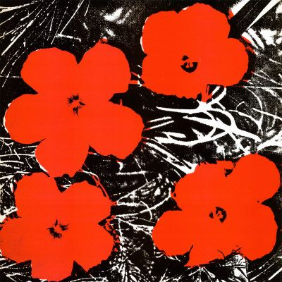 This is by Andy Warhol