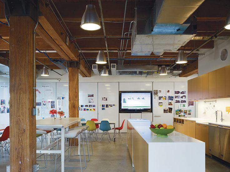 Imagine These: Office Interior Design