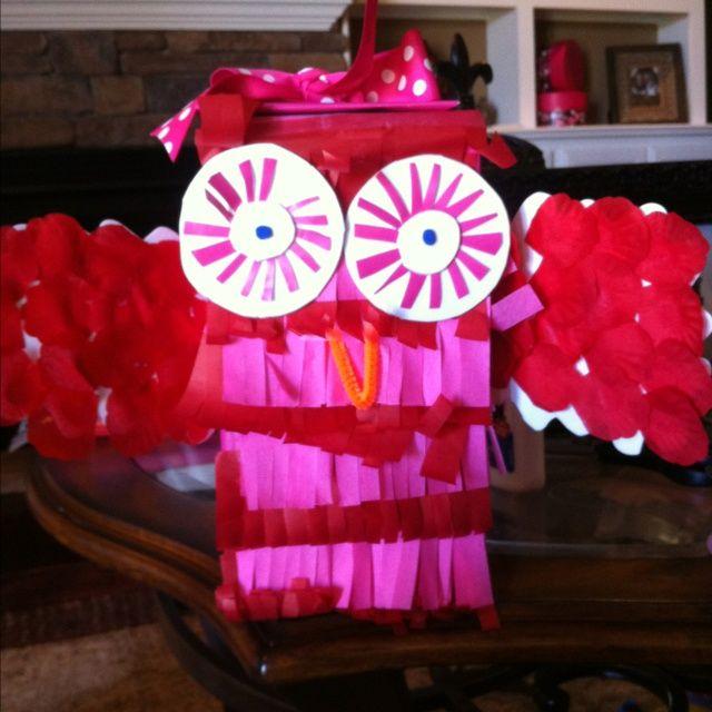 Valentine Decorated Boxes: Pinterest Valentine Box Ideas