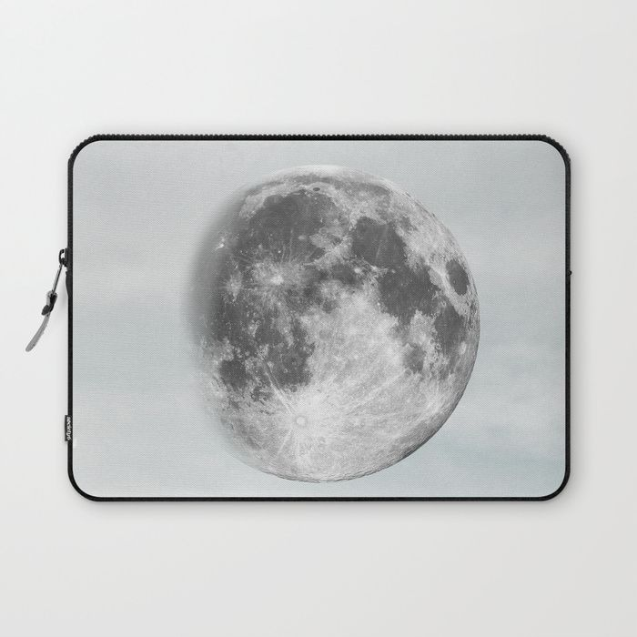 Moon in the fall Laptop Sleeve
