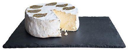 Brooklyn Slate Co. slate cheeseboard made in BK. Obvs.