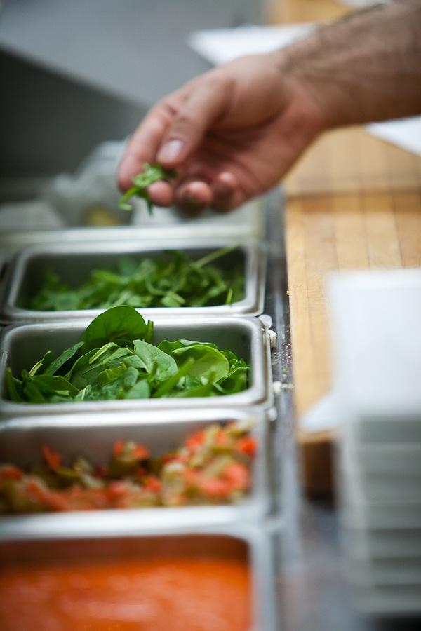 Fresh Ingredients --> Better Burgers by Eden Burger Bar in Glendale, CA