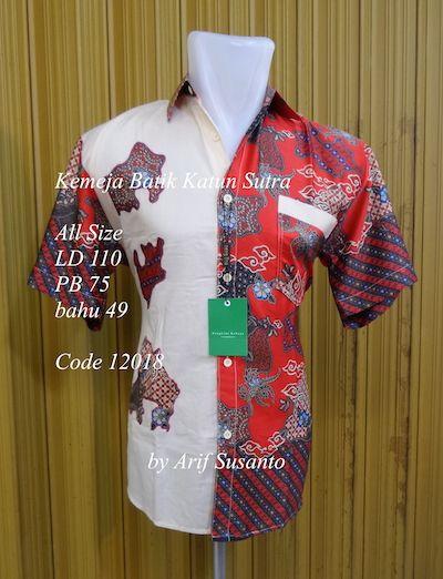 #kemeja #batik #sutra #online #pesanan #seragam #jahit terima pesanan kemeja batik halus desain Arif Susanto, harga jamin murah Rp.110.000,- / pcs  Call / Whatup +628122369878