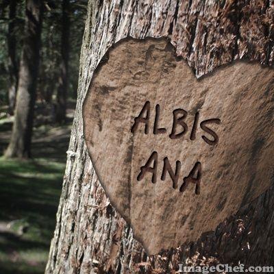 Corazón en Árbol