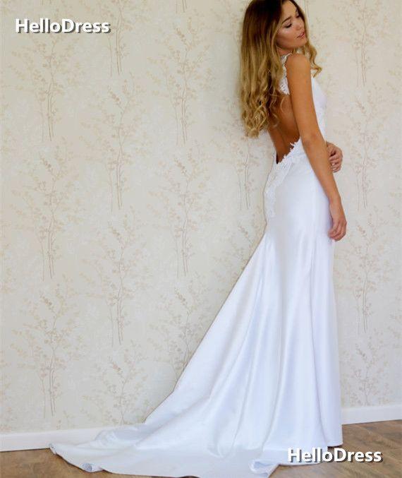 149 besten Wedding Dresses Bilder auf Pinterest | Hochzeitskleider ...