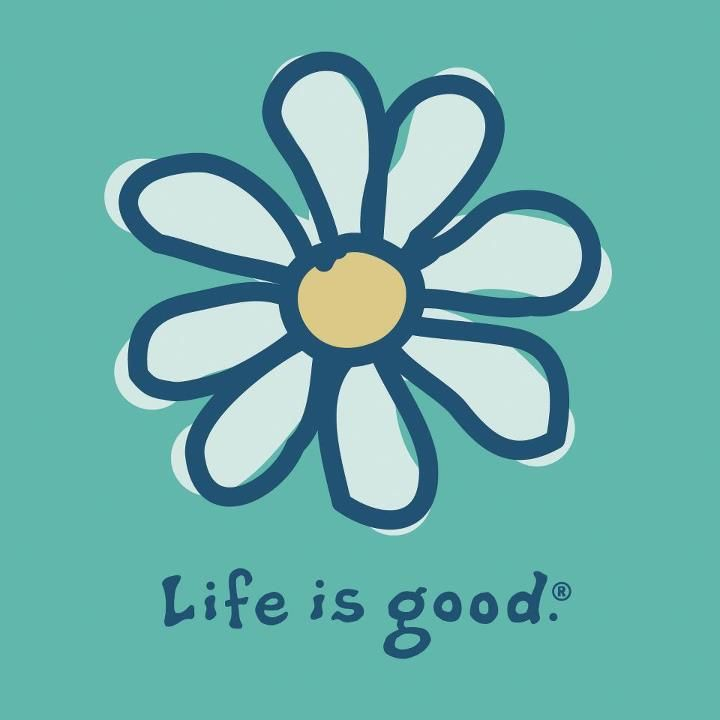 Life is good is a brand with a strong positive attitude. The basis of the marketing plan is the power of positivity and the relatively affordable apparel allows its to be a favorable brand for the message it is sending.