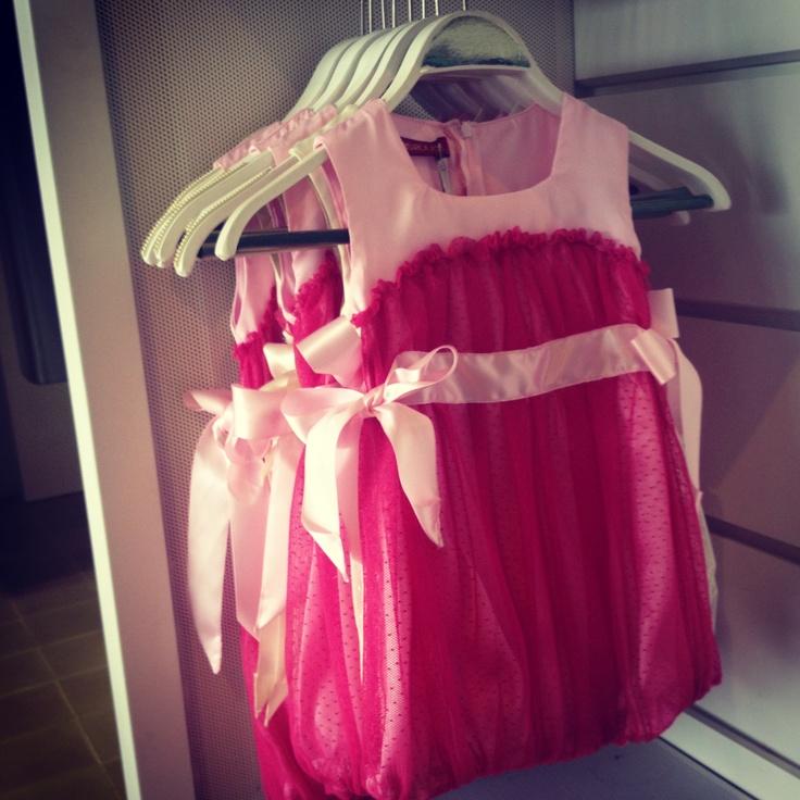 Vestido niñas BELLE EPOQUE ...