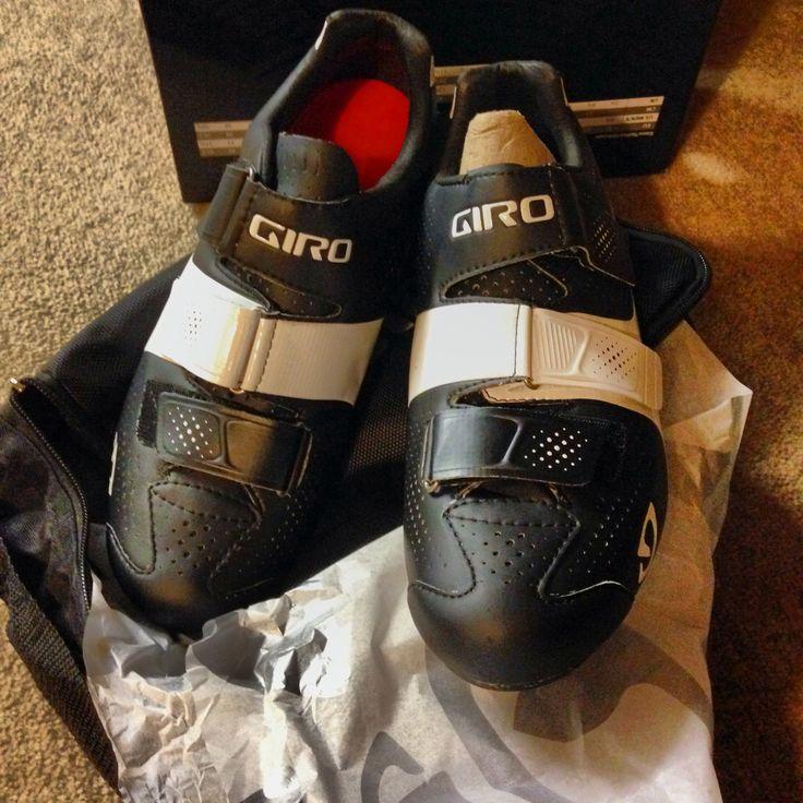 New cycling shoes #giro