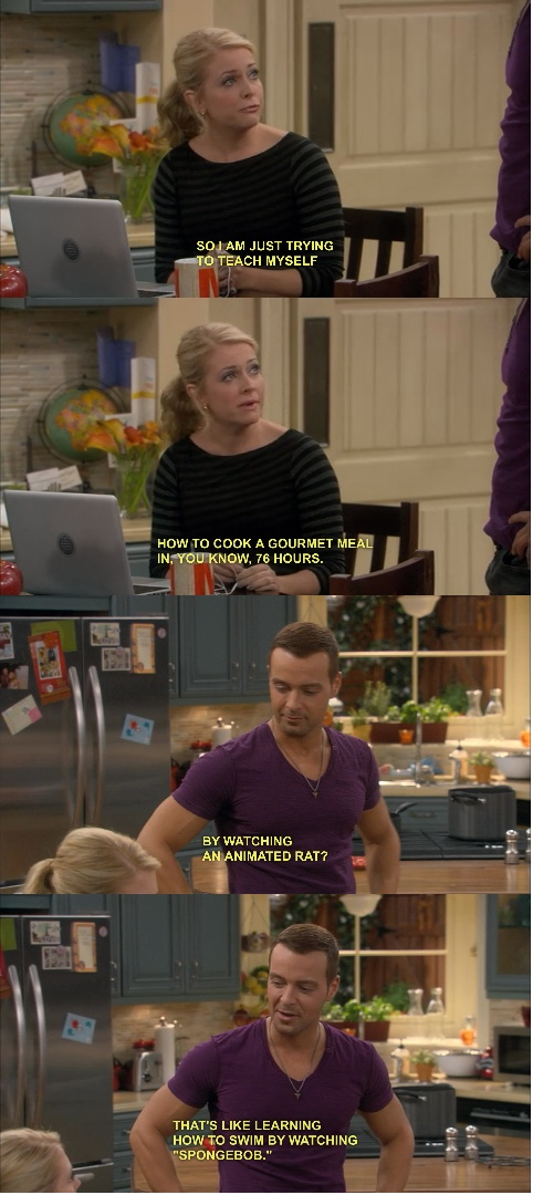 ♥ Melissa and Joey!!