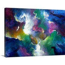 Spirit Song by Jonas Gerard Graphic Art on Canvas