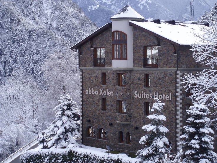 13 best abba xalet suites hotels hotel in andorra images on abba xalet suites hotels hotel in andorra exterior winter sciox Choice Image