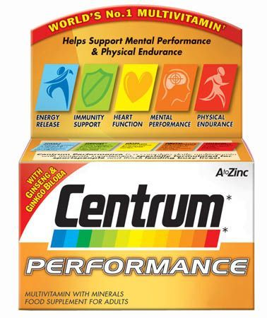 Centrum Performance multivitamin tablets 60 Centrum Performance multivitamin tablets 60: Express Chemist offer fast delivery and friendly, reliable service. Buy Centrum Performance multivitamin tablets 60 online from Express Chemist today! (Bar http://www.MightGet.com/january-2017-11/centrum-performance-multivitamin-tablets-60.asp