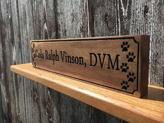 Desk Name Plate Teacher S Name Plaque Principals Name Personalized Desk Name Plate Desk Name Plates Name Plaques
