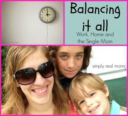 balancing dating and being a single mom Dating a single mom here are 9 ways to make it work without taking on a 'dad' role you' re not ready  be responsible to her without being responsible for her.