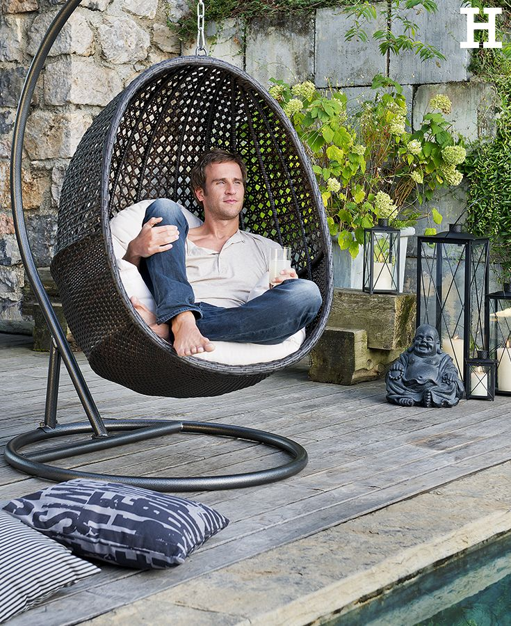 10 ideas about garten lounge auf pinterest outdoor. Black Bedroom Furniture Sets. Home Design Ideas