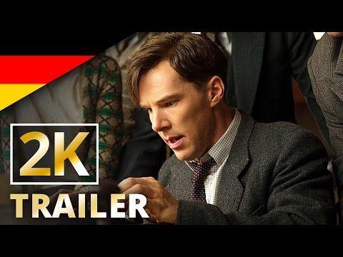 The Imitation Game - Offizieller Trailer #1 [2K] [UHD] (Deutsch/German) - YouTube