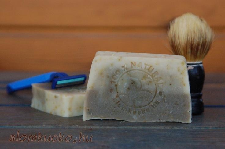razor soap