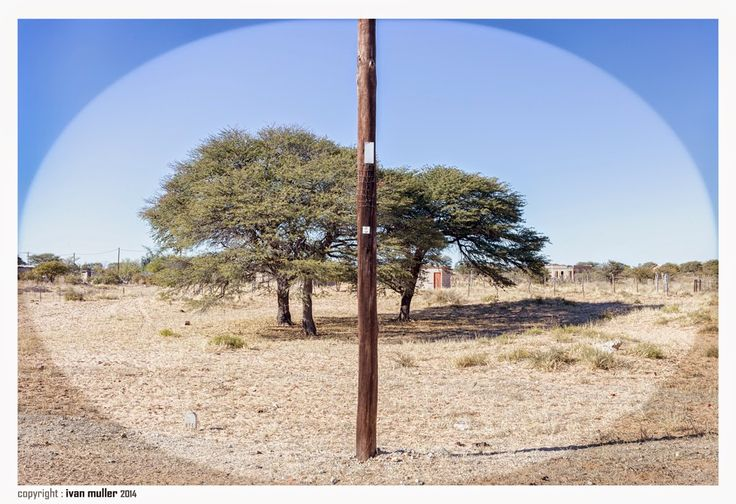 Kang a typical village scene in Botswana - Ivan Muller, the lazy travel photographer