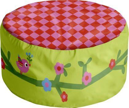 Stylish beanbag #clean #room  #déco #design #kids #safe #scandinave #europeen #Flexa #  #bed #bedroom #kids #beanbag