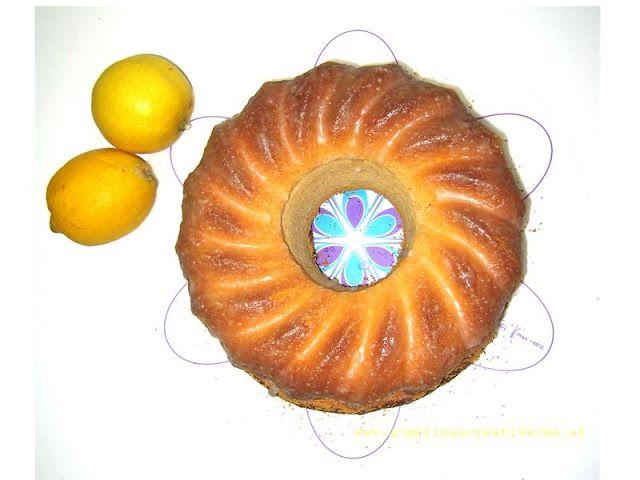 AngelinaS: ♥ Zitronenkuchen mit Birkenzucker ♥