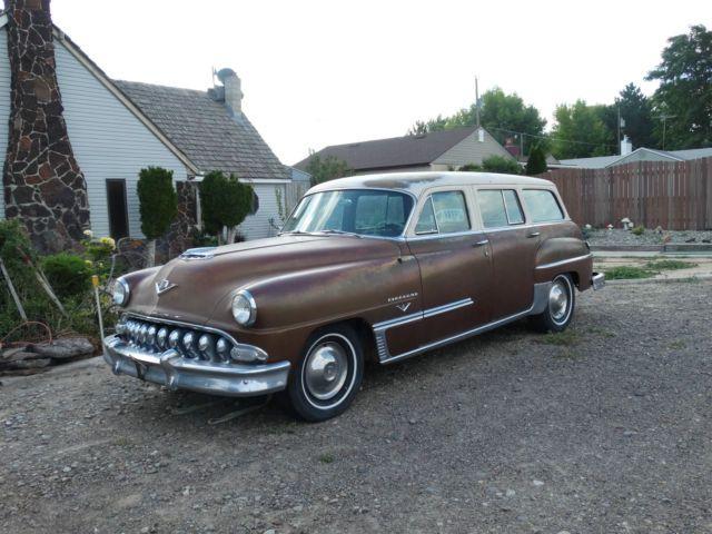 Rare 1953 Desoto Firedome Station Wagon for sale - DeSoto Firedome 1953 for sale in Weiser, Idaho, United States