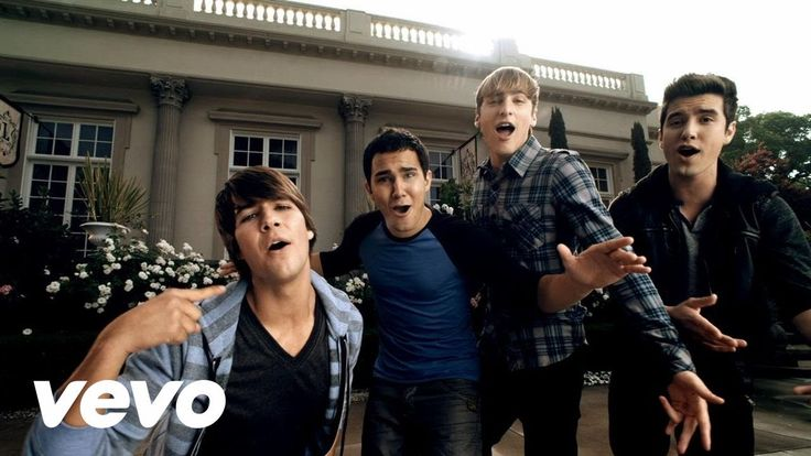 """Til I Forget About You"": Big Time Rush  #whoareyou"