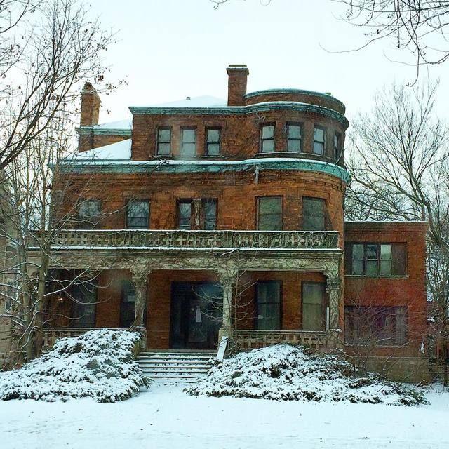 Oscar Mayer Mansion - for sale