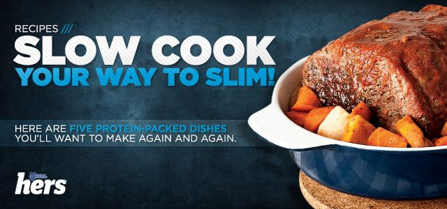 Bodybuilding.com - Slow Cook Your Way To Slim (Body building for Brandon, slow cooker for me :) )