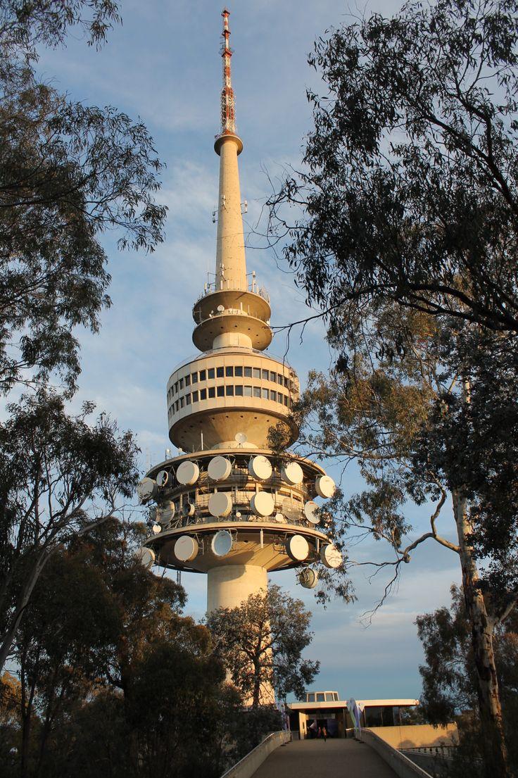 Black Mountain Telstra Tower