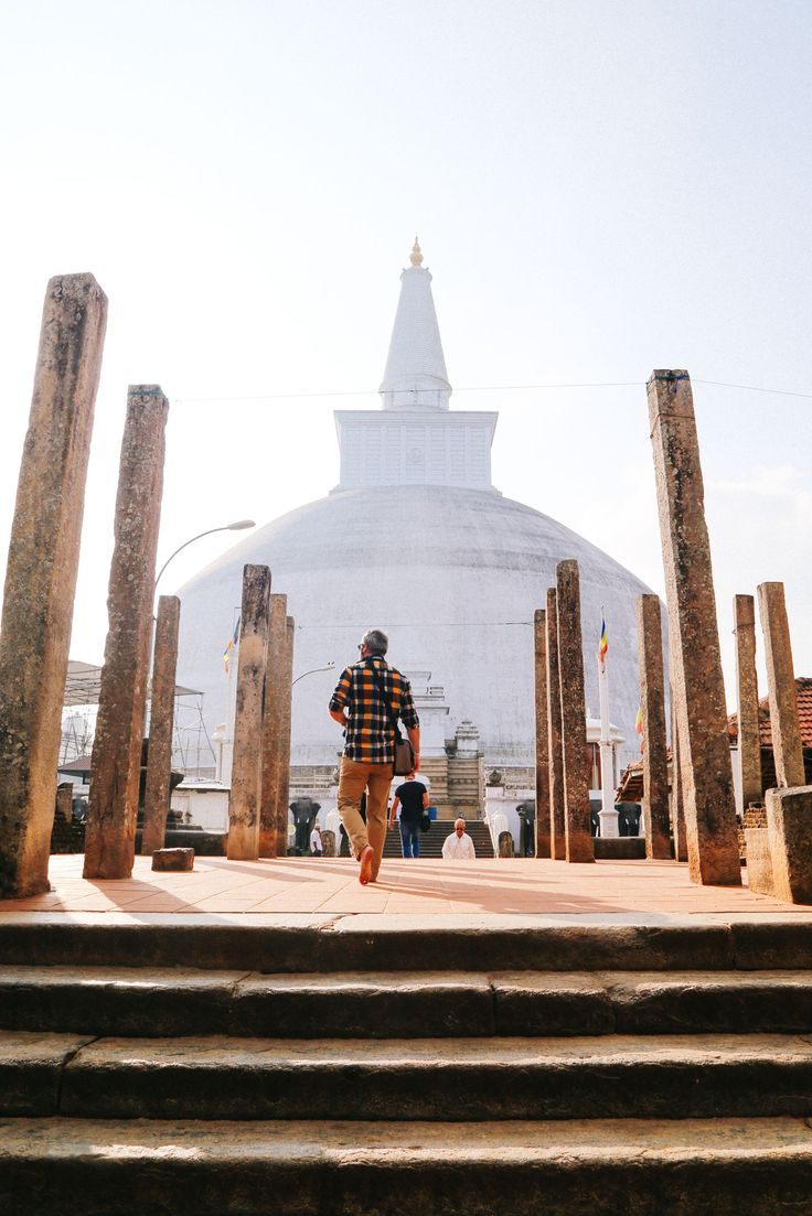 The Ancient City Of Anuradhapura, Sri Lanka (16)