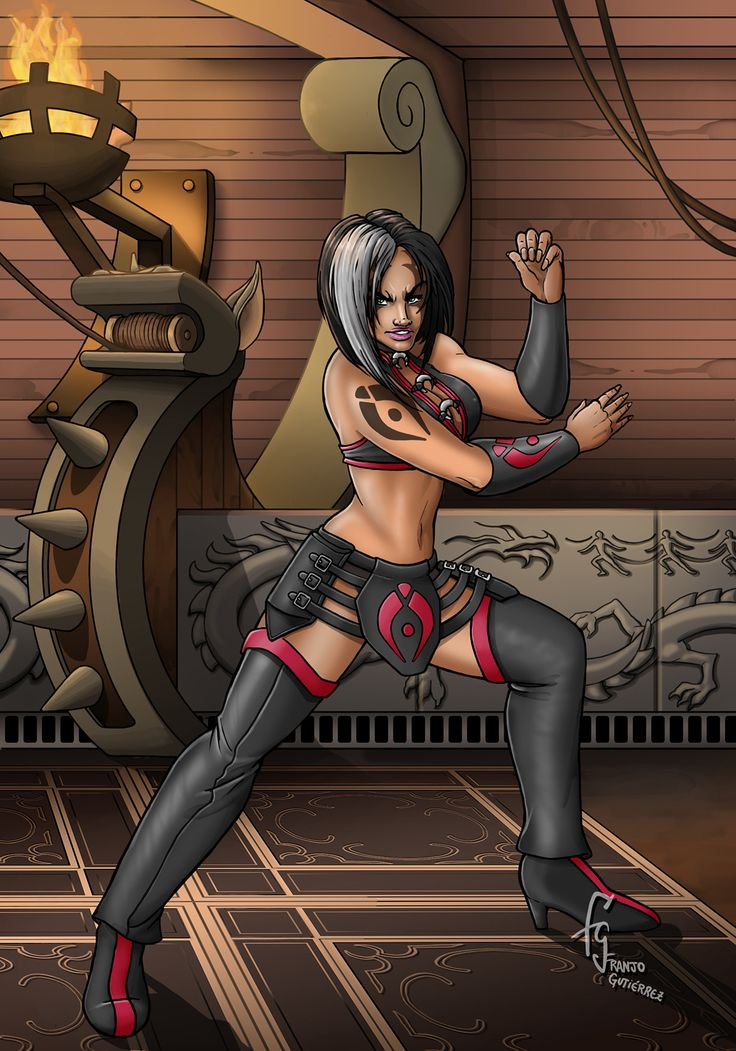 Mortal Kombat Armageddon - Sareena by franjogutierrez      #sareena #mortalkombat #kombat #mortal kombat x #videogames #Fanart #ship #PlayStation 4 #playstation fighter #luchadora #videojuegos #ninja #samurai #martialarts #artesmarciales #chica #sexy #adventures