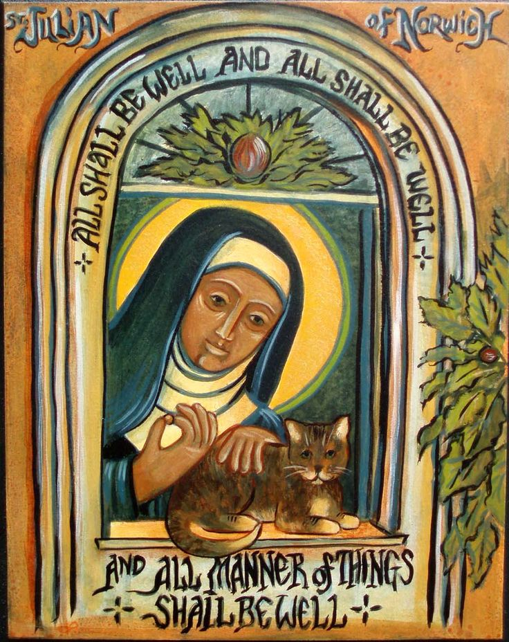 """""""If there is anywhere on earth a lover of God who is always kept safe, I know nothing of it, for it was not shown to me. But this was shown: that in falling and rising again we are always kept in that same precious love."""" ― Julian of Norwich"""