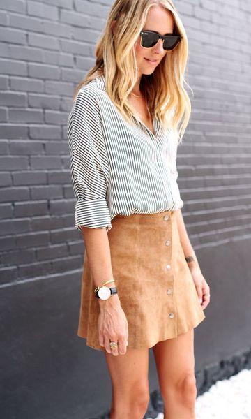 Moda it - Look: Camisa Listrada | Moda it                                                                                                                                                                                 Mais