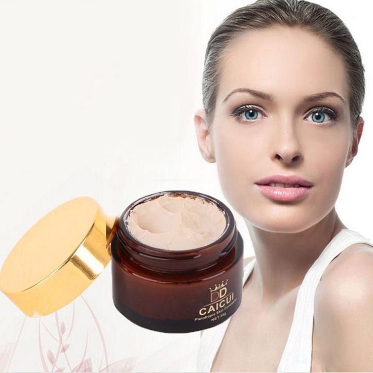 1 PCS DD Cream keriput Wajah Pemutih Alami Krim Kecantikan Pelembab Make up Bantal Dasar Yayasan Concealer Makeup