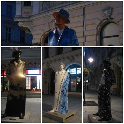 Walk of Fame, Piotrokwska Street, #Manufaktura, Alexander Nevsky Catherdal, Poznanski Palace- City Museum Of Lodz