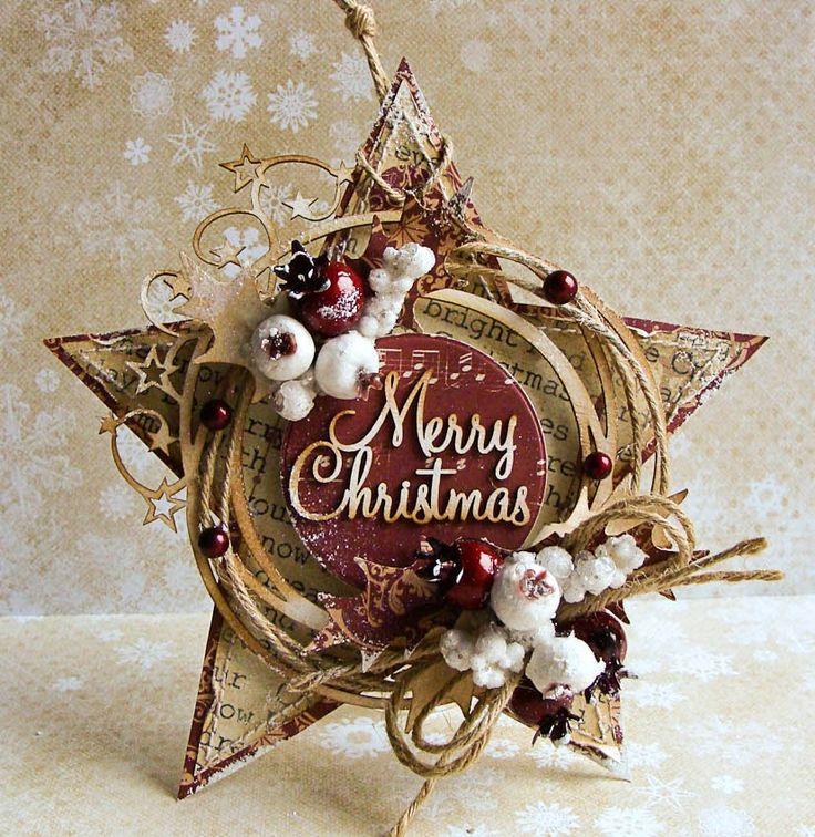 Riddersholm Design: Tuesday Inspiration - Christmas Stars Challenge Week 2