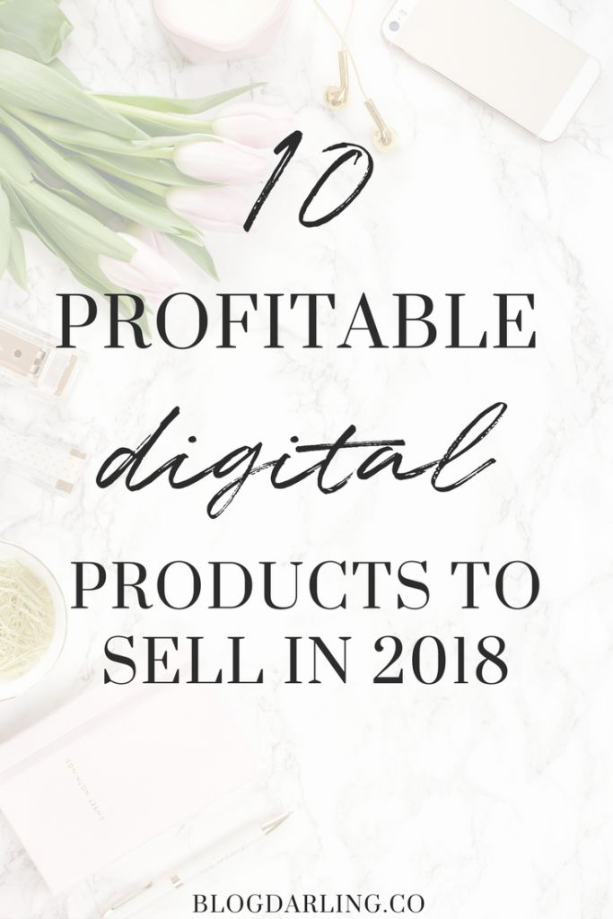 Selling digital products can be a highly profitable way to earn money online. Whether