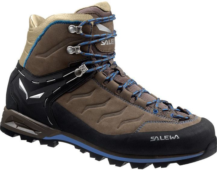 Salewa Mountain Trainer Mid Leather Backpacking Boot