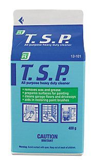 T.S.P. in powder form is a versatile, effective cleaner that works on everything from laundry to garage floors. Known for years by professional painters as an excellent grease remover from walls, T.S.P. is a household necessity. Here are just a few of the uses for this powerful cleaner: General Household Cleaner: 1/3 cup of T.S.P. dissolved in a bucket of water is excellent for washing kitchen and bathroom floors and removing finger marks and grease from walls. In the Workshop: Add ½ cup...