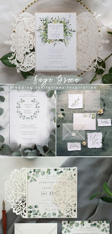 Trending 30 Silver Sage Green Theme Wedding Ideas That You Can T Miss Elegantweddinginvites Com Blog Sage Green Wedding Theme Green Themed Wedding Sage Green Wedding