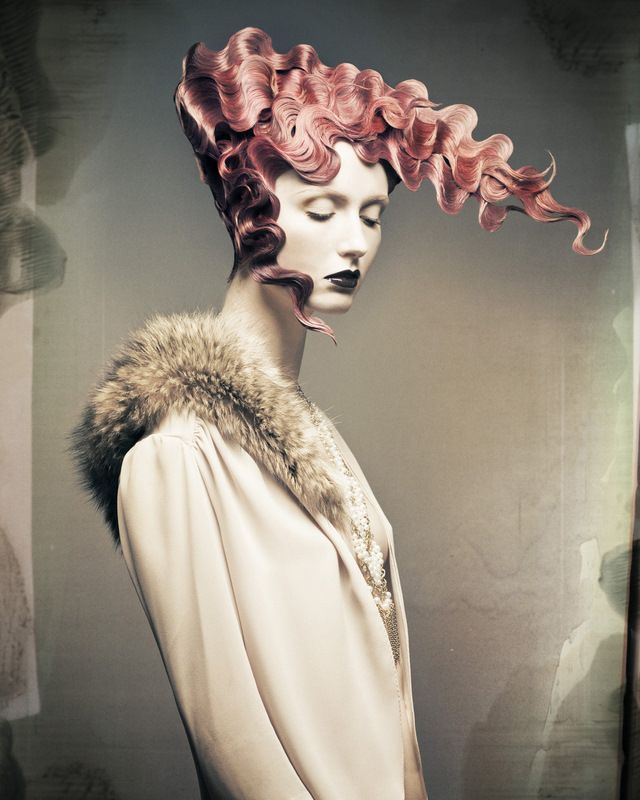 2011 NAHA Finalists - Master Hairstylist