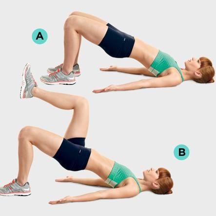 A three-minute warmup featuring the move above can actually make your workout more effective: