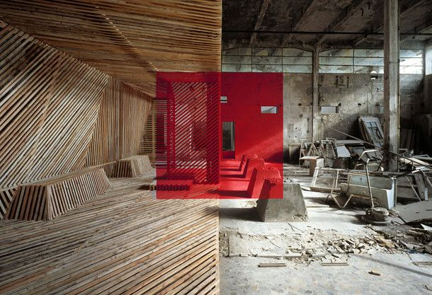 Georges Rousse. |