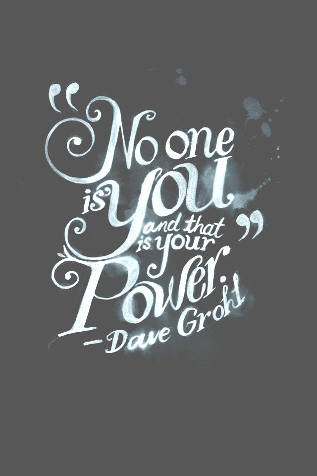 Dave Grohl Inspired Wallpapers